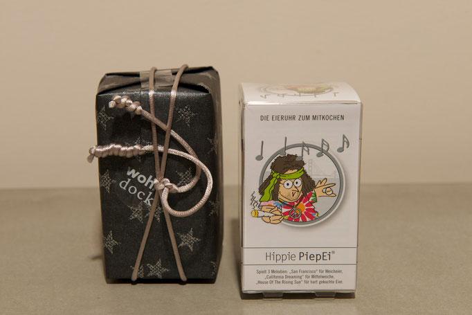 Das Piepei - die Eieruhr, die Musik macht, €19,80