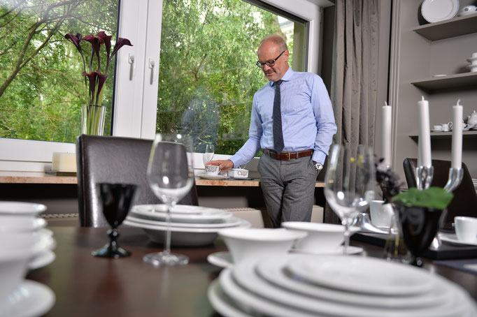 Christian Strootman | Vorstandsvors. BHS Tabletop AG
