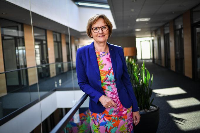 Dr. Dorothee Strunz, geschäftsführende Gesellschafterin LAMILUX