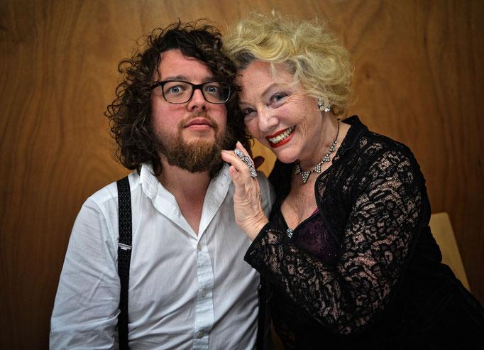 Florian Burgmayr und Veronika von Quast