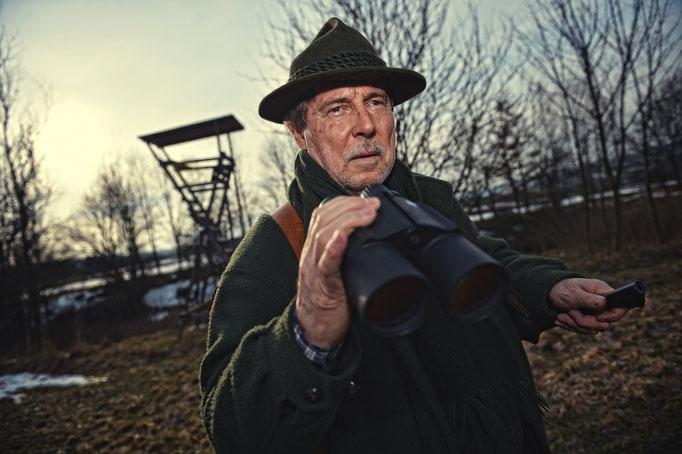 Unternehmer Klaus Hüttelmeyer