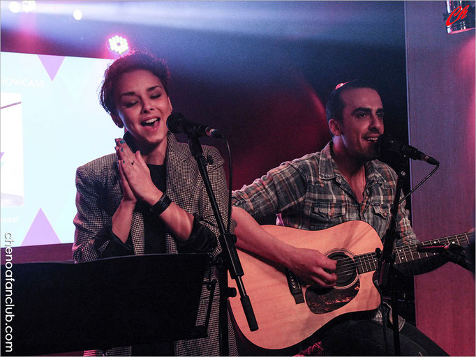 Private Fans Showcase 12/04/2016 - Fotos Celia de la Vega