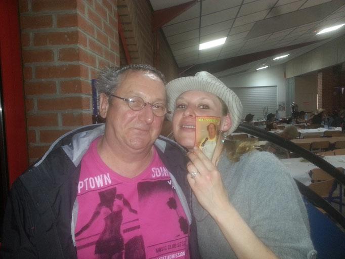 8 ma...coqueluche ! & Marjorie