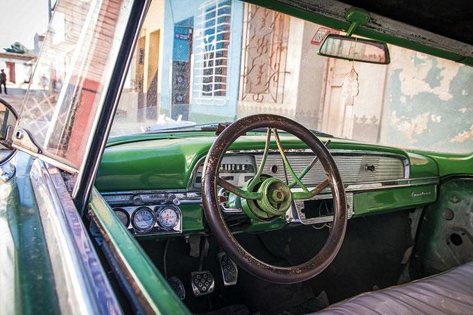 Oldtimer Armatur