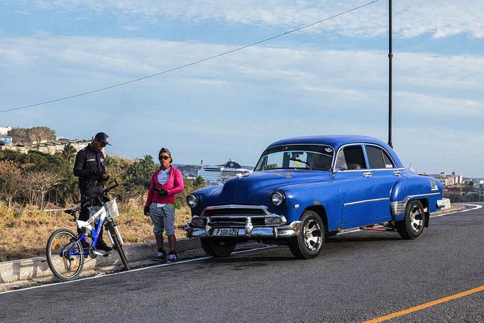 Oldtimer in La Habana
