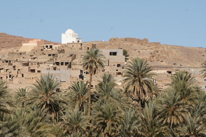 Agadir Lehne mit Marabou, soll Denkmalschutzstatus bekommen