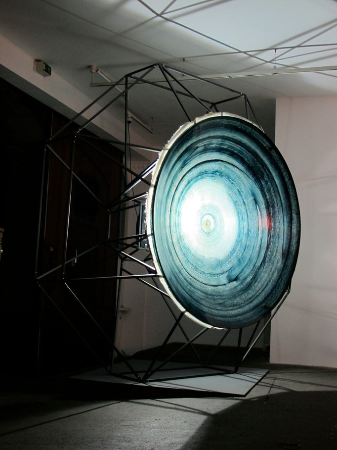 Voices From The Universe, 2011, Westwerk