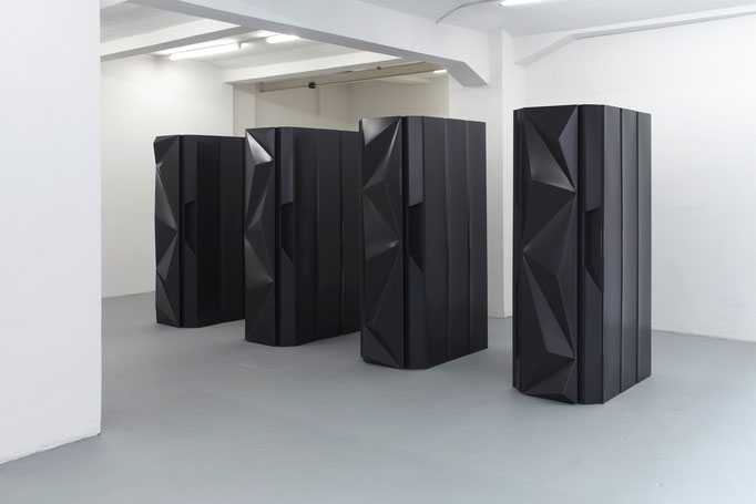 The Limits of Control:Mainframe, 2013