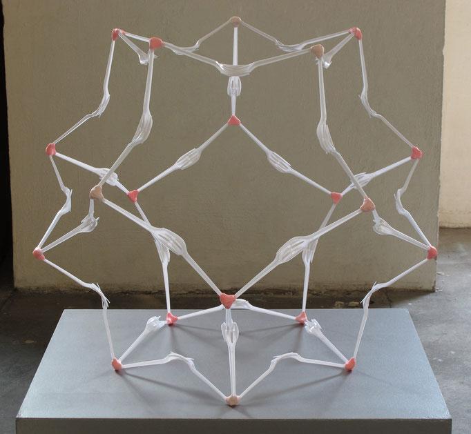 Diner Studies - Polyhedron #1, 2011