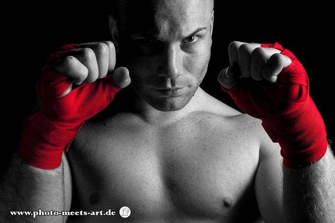 People Fotografie - Sportfotografie - Kickboxen - Boxen - Boxing - Fotos by Ivano Fargnoli - www.photo-meets-art.de - Rommerskirchen