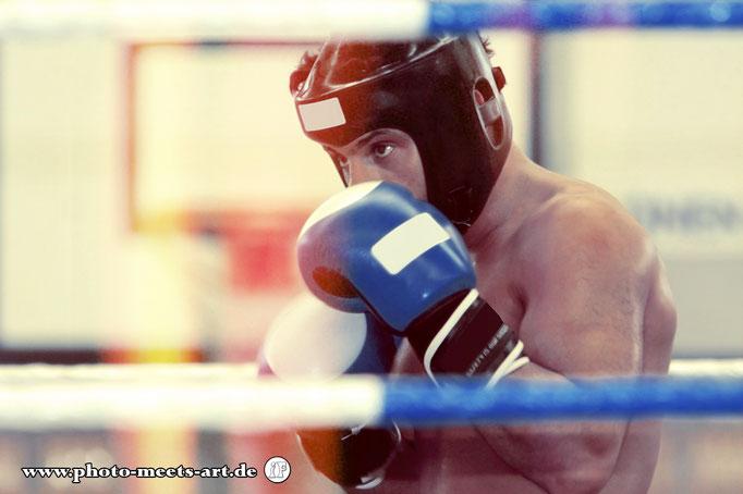 People Fotografie - Sportfotografie - Kickboxen - Boxen - Boxing - Fotos by Ivano Fargnoli - www.photo-meets-art.de - Rommerskirchen