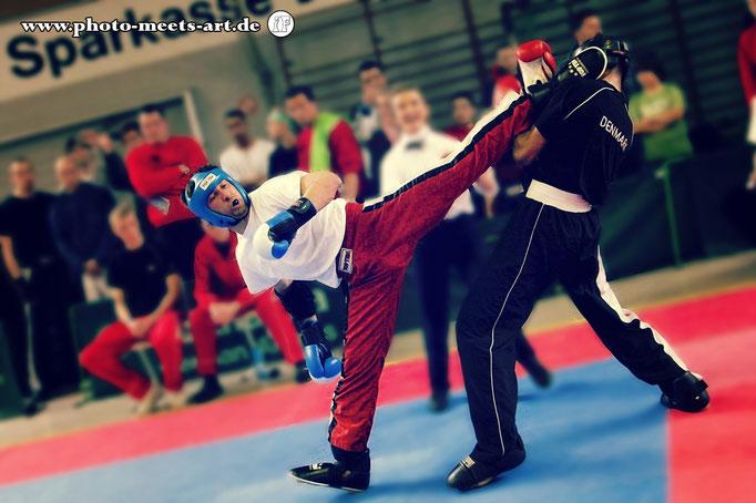 People Fotografie - Sportfotografie - Kickboxen - Fotos by Ivano Fargnoli - www.photo-meets-art.de - Rommerskirchen