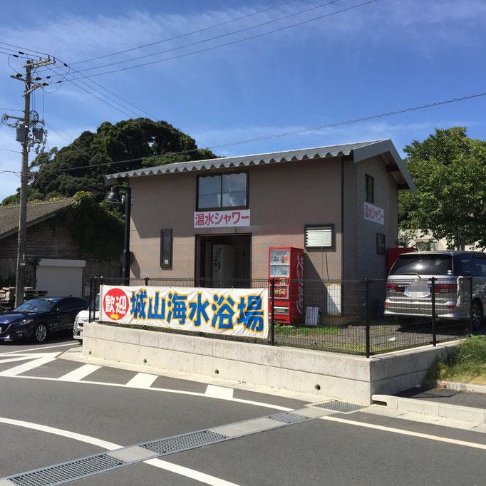 城山サーフポイント【関西サーフポイント58】