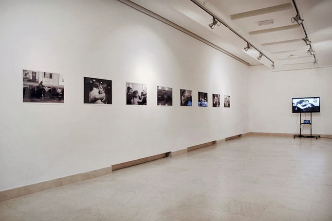 'A Three-Minute Romance' at Dom Omladine Gallery in Belgrade