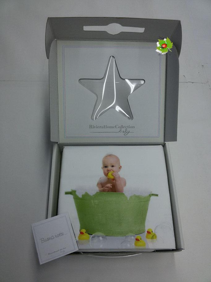 Completo lenzuola baby digitale lettino culla Art.Bagnetto..Art.A336