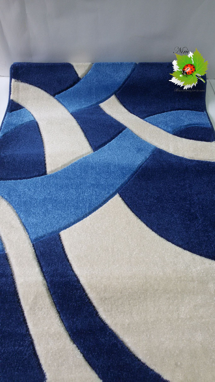 Tappeto moderno twist Carvino 100x150 cm A927