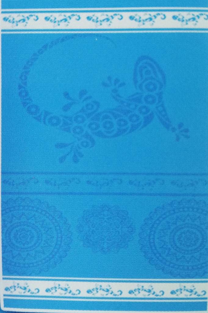 Telo mare in morbida microspugna di cotone 100% , disegno jacard con disegno jeko. B222