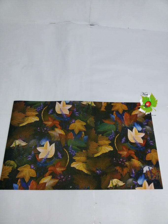 Tappeto casa zerbino 45x75 cm. Foto (3) Art.N32