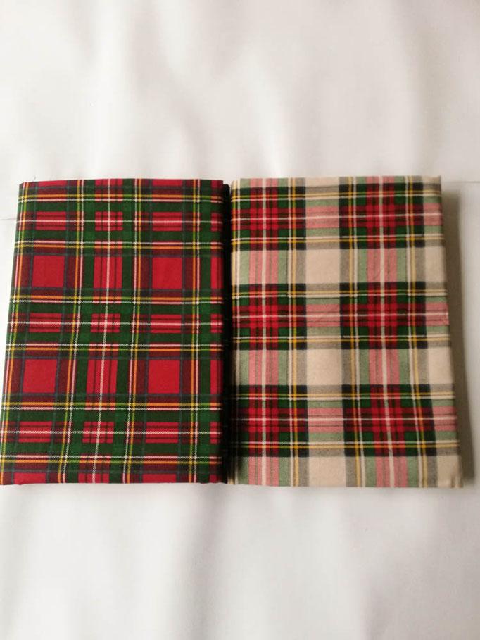 Tovaglia natalizia da 6 posti 140x180 cm. Art. Montlblanc. B708