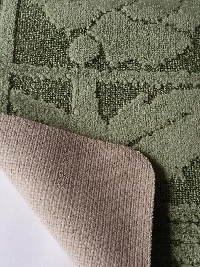 Tappeto bagno rettangolare antiscivolo Art.A510