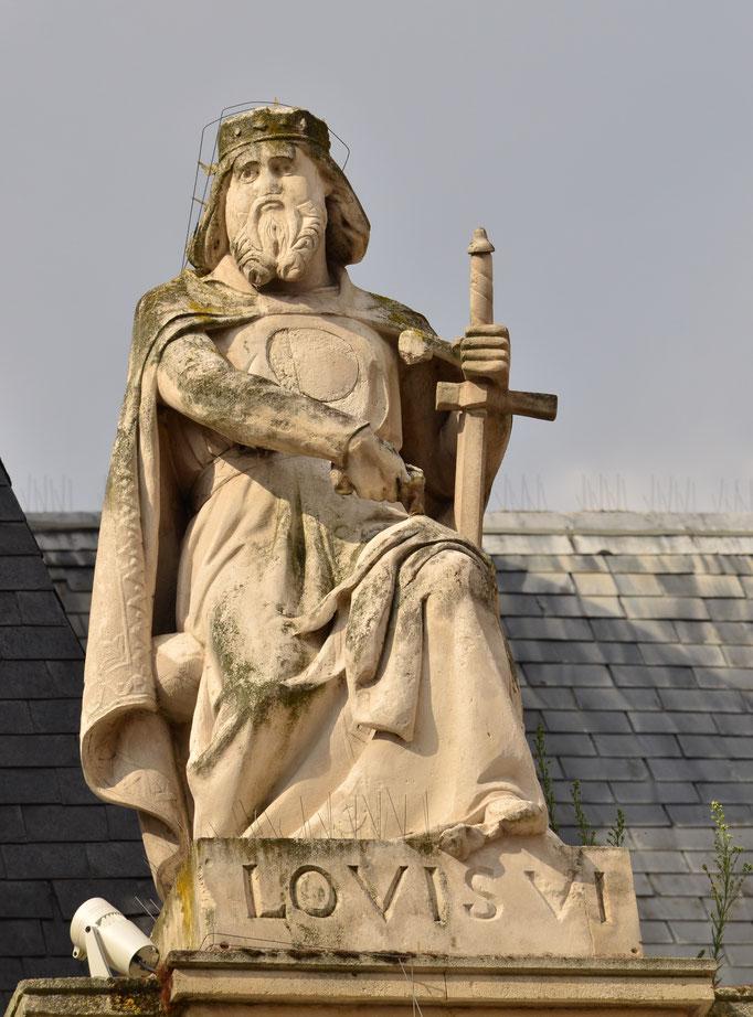 Louis VI, roi de France (1081-1137)