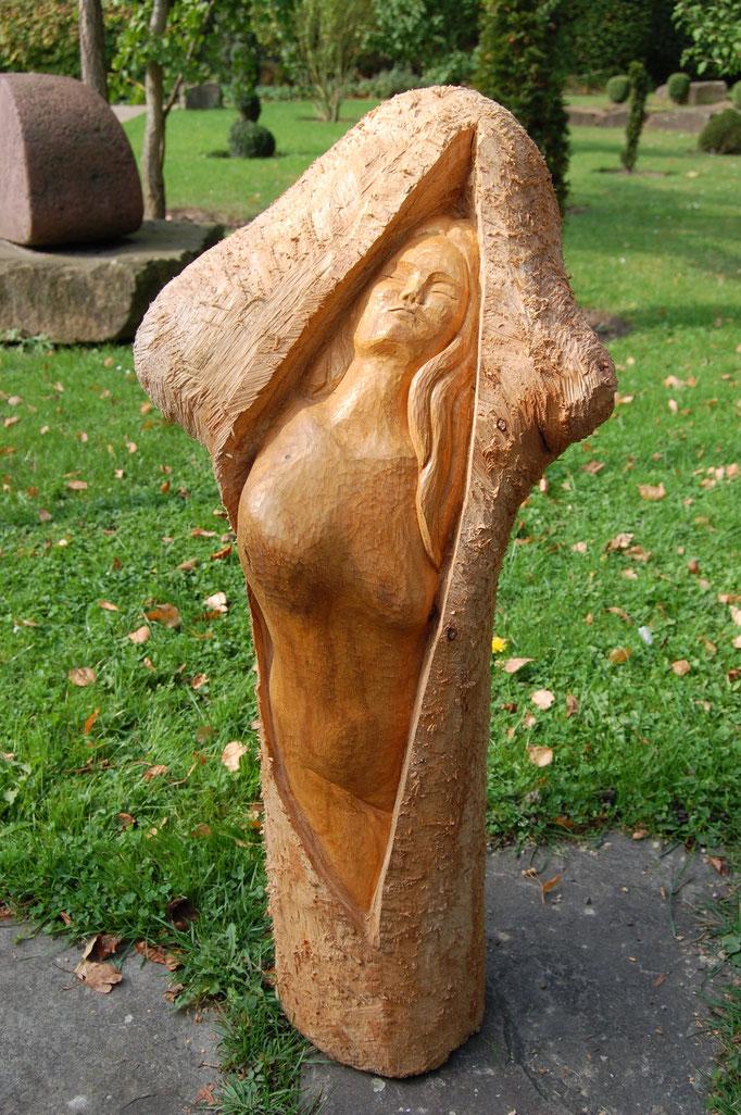 """""""Werdende (Metamorph)""""  -  2009,  in Privatbesitz"""