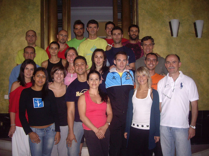 SGA CORE PILATES MADRID 2009