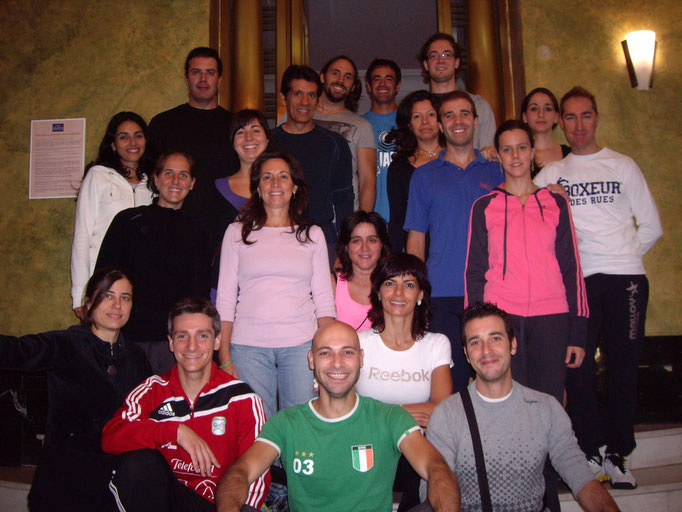SGA MADRID 2010 - CORE PILATES