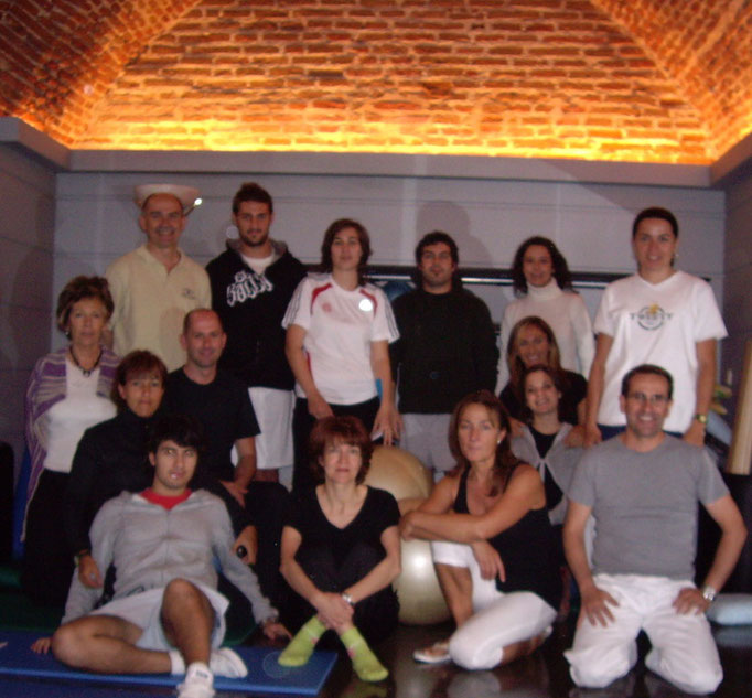 SGA CORE PILATES MADRID 2008