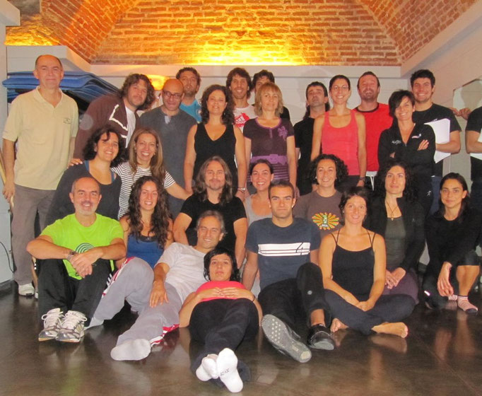 SGA MADRID 2011 - CORE PILATES