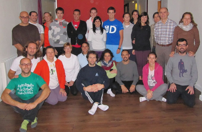 SGA MADRID 2012 - CORE PILATES