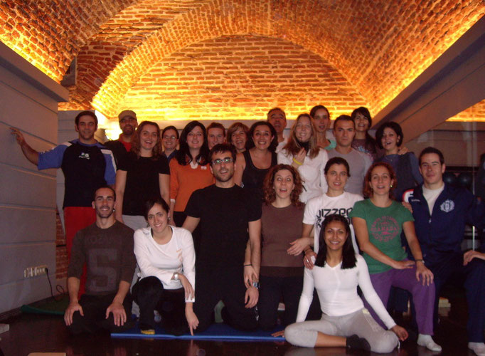 SGA CORE PILATES MADRID 2007