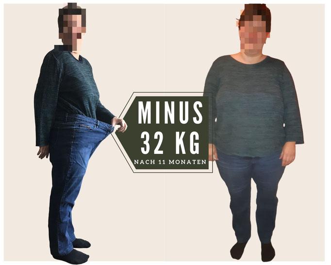 Klientin, Abnehmen ohne Diät,  Abnehmen mit dem virtuellen Magenband, Magenbandhypnose, imaginäres Magenband, virtual gastric band