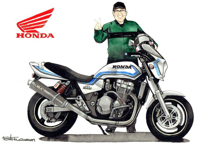 HONDA CB1300 ホンダCB1300