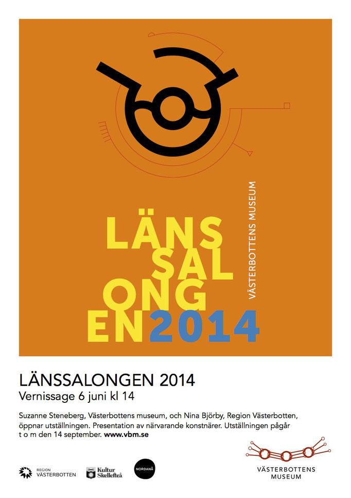 Västerbottens museum, Regional juried exhibition 2014
