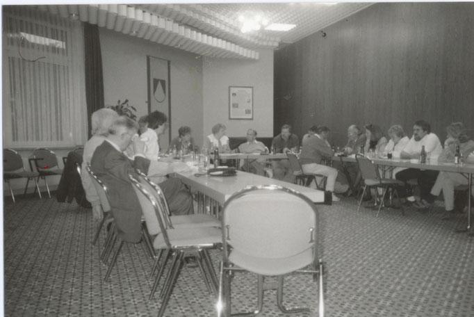 SPD Fraktion behandelt Kita-Themen. Eine Kernkompetenz von Cordula Schultz. 1991