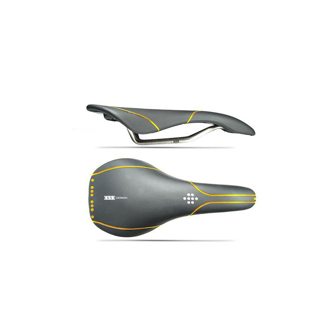 selle Esse VELA SKAI 280mm-130mm   220g 5 coloris    44€00