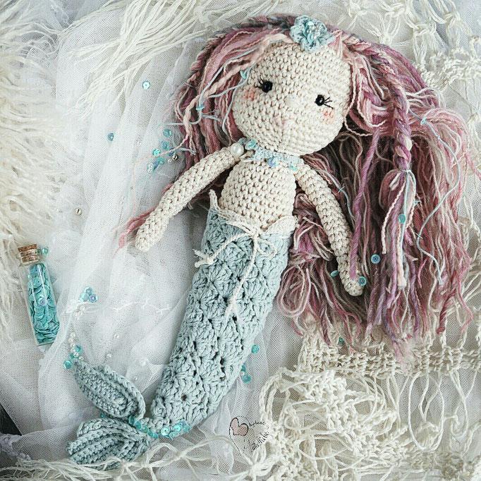 Meerjungfrau MOANA