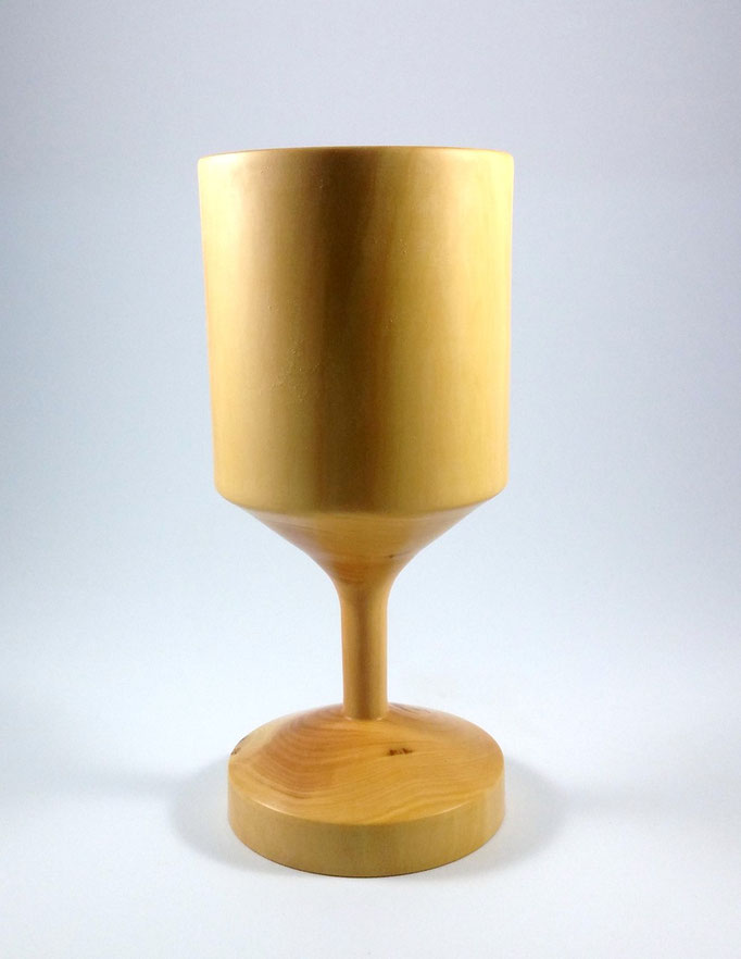 Copa de vino en Boj