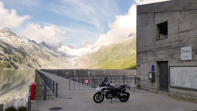 2300 - CH - Oberaarsee (Panoramastrasse Grimsel-Pass)
