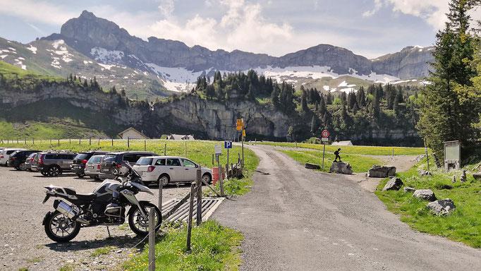 1650 - CH - Älggi-Alp (geografischer Mittelpunkt der Schweiz)