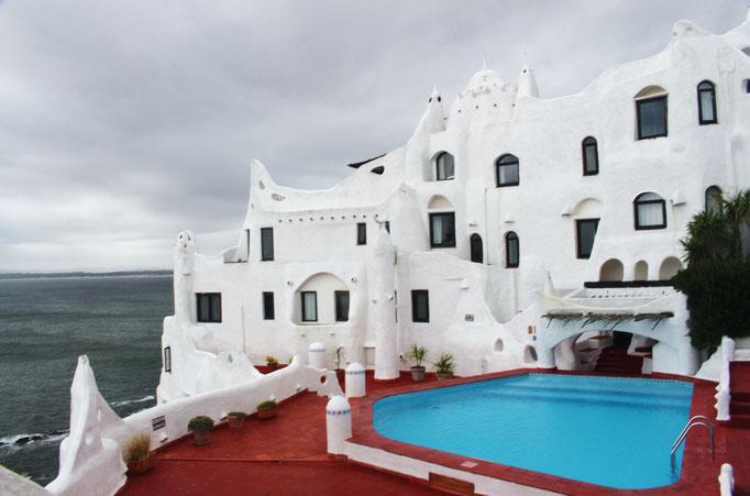 Casa Pueblo, Punta Ballena, Uruguay