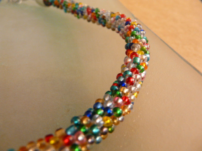The `TB+OT(small pearls)´ necklace - 2