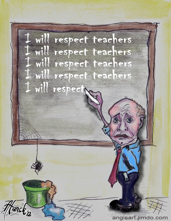 `teachers union´ respect the teachers