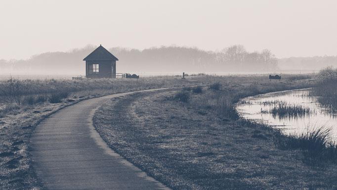Het pad, Tjongervallei