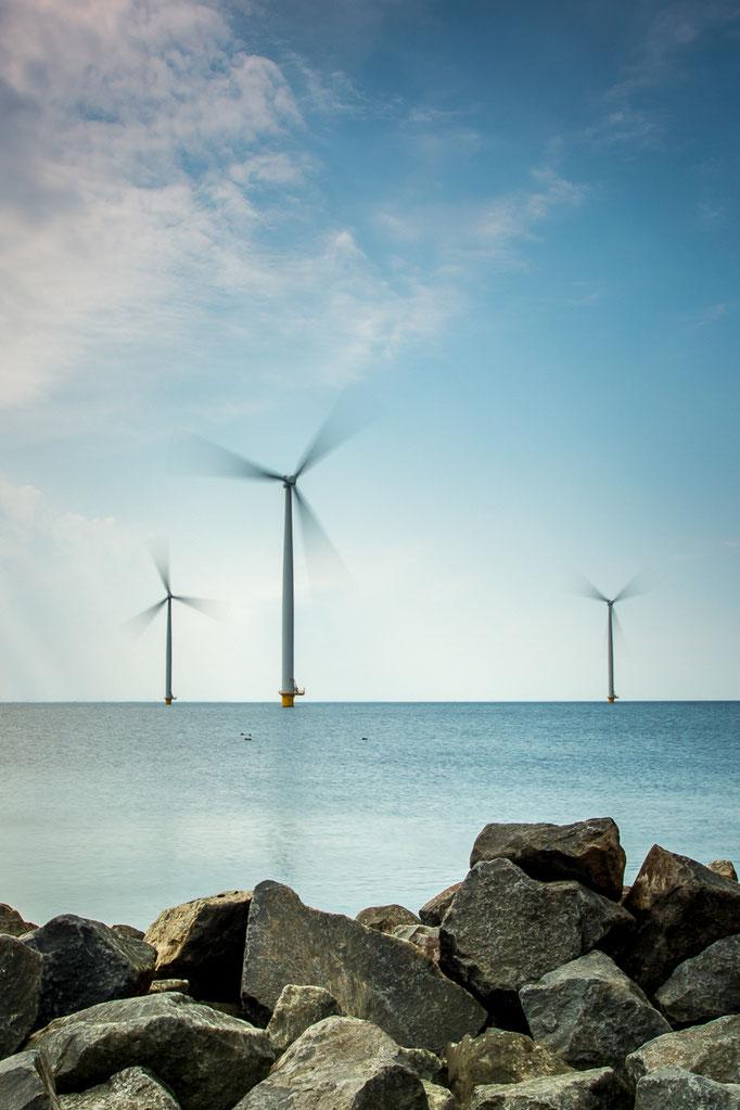 Windmolen Noord Oost Polder