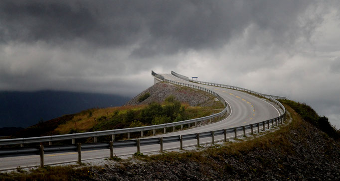 Atlanterhavsveien, Noorwegen