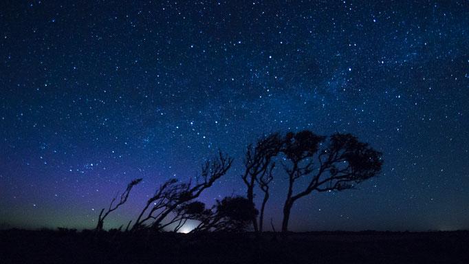 Melkweg en Aurora, Kwelders Schiermonnikoog