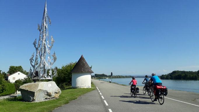Tour 1  Donau-Radweg