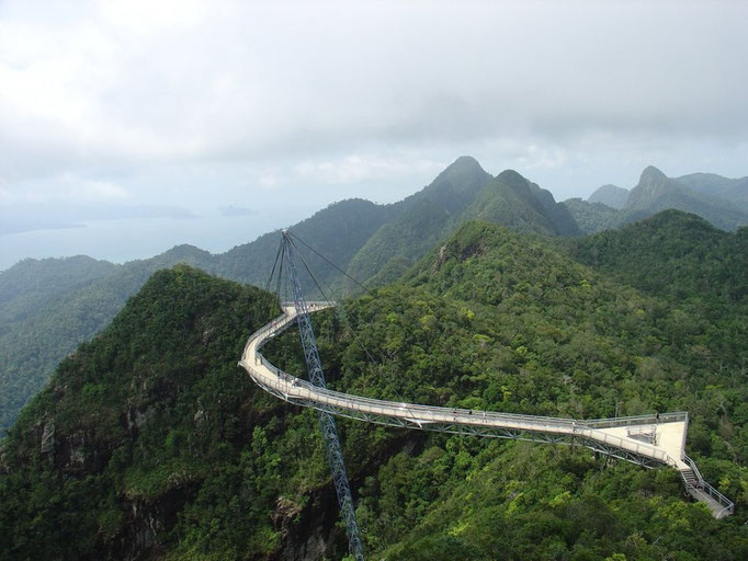Ponte sospeso di Langkawi